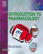 Introduction to Pharmacology 10th edition 9781416001898 1416001891