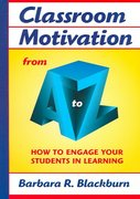 Classroom Motivation from A to Z 1st Edition 9781596670143 1596670142