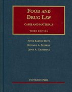 Food and Drug Law 3rd edition 9781587780684 1587780682