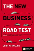 The New Business Road Test 2nd Edition 9780273708056 0273708058