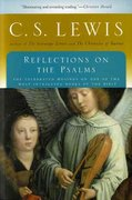 Reflections on the Psalms 0 9780156762489 015676248X