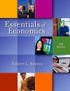 Essentials of Economics (with InfoTrac) 2nd edition 9780324222098 0324222092
