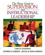 The Basic Guide to Supervision and Instructional Leadership 2nd edition 9780205578597 0205578594