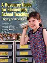 A Resource Guide for Elementary School Teaching 6th edition 9780131196124 013119612X