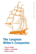 The Longman Writer's Companion 4th edition 9780205562527 0205562523