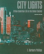 City Lights: Urban-Suburban Life in the Global Society 2nd Edition 9780195056891 0195056892