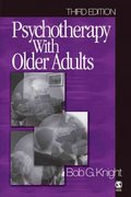 Psychotherapy with Older Adults 3rd Edition 9780761923732 076192373X