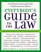 Everybody's Guide to the Law 2nd edition 9780060554330 0060554339