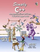 Simply C++ 1st edition 9780131426603 0131426605