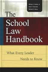 The School Law Handbook 0 9780871208415 0871208415
