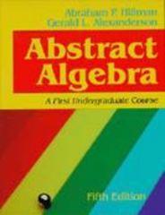 abstract algebra dummit solutions manual