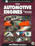 Automotive Engines 5th edition 9780131133259 013113325X