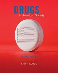 Drugs in American Society 7th Edition 9780073401492 0073401498