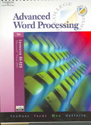 Advanced Word Processing, Lessons 61-120 (with Data CD-ROM) 16th edition 9780538728232 053872823X