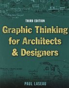 Graphic Thinking for Architects and Designers 3rd Edition 9780471352921 0471352926