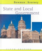 State and Local Government 5th edition 9780618132072 0618132074