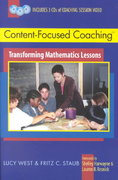 Content-Focused Coaching SM 1st Edition 9780325004624 0325004625