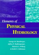 Elements of Physical Hydrology 0 9780801858574 0801858577