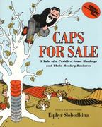 Caps for Sale 75th Edition 9780064431439 0064431436