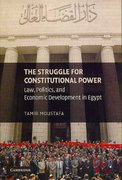 The Struggle for Constitutional Power 1st edition 9780521876049 0521876044
