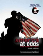 America at Odds 3rd edition 9780534621001 0534621007