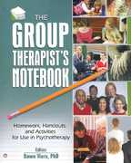 The Group Therapist's Notebook 1st edition 9780789028518 0789028514