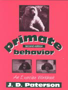 Primate Behavior 2nd Edition 9781577661658 1577661656