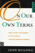 On Our Own Terms 1st edition 9780415912860 0415912865
