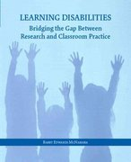 Learning Disabilities 1st Edition 9780131116566 0131116568