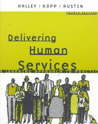 Delivering Human Services 4th edition 9780801317972 0801317975