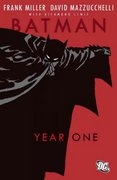 Batman: Year One 1st Edition 9781401207526 1401207529