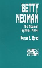 Betty Neuman 1st edition 9780803948624 080394862X