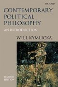 Contemporary Political Philosophy 2nd edition 9780198782742 0198782748