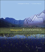 Managerial Economics 9th edition 9780073402819 0073402818
