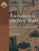 Encounters in the New World 1st Edition 9780195154917 0195154916