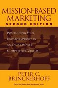 Mission-Based Marketing 2nd edition 9780471237181 0471237183