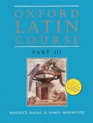 Oxford Latin Course 2nd edition 9780195212075 019521207X