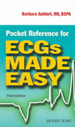 Pocket Reference for ECGs Made Easy 3rd edition 9780323039703 0323039707