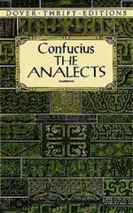 The Analects 1st Edition 9780486111919 0486111911