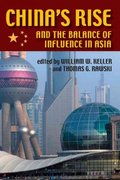 China's Rise and the Balance of Influence in Asia 1st edition 9780822959670 0822959674