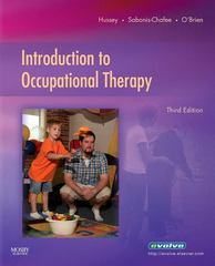 Introduction to Occupational Therapy 3rd edition 9780323033695 0323033695