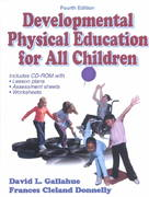 Developmental Physical Education for Today's Children (Book ) With CDROM 4th Edition 9780736033886 0736033882