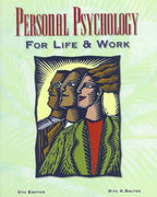 Personal Psychology for Life and Work 5th Edition 9780028042947 0028042948