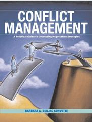 Conflict Management 1st Edition 9780131193239 0131193236