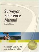 Surveyor Reference Manual 4th edition 9781591260448 1591260442