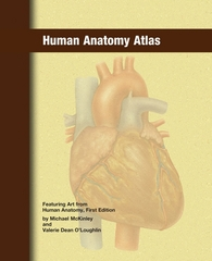 Human Anatomy Atlas 1st Edition 9780073028415 007302841X