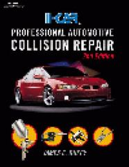 I-Car Professional Automotive Collision Repair 2nd Edition 9780766813984 0766813983