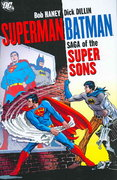 Superman/Batman: Saga of the Super Sons 0 9781401215026 1401215025