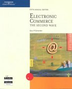 Electronic Commerce: The Second Wave, Fifth Edition 5th edition 9780619213312 0619213310