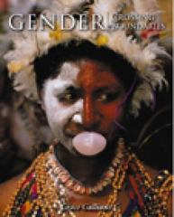 Gender 1st Edition 9780534355821 053435582X